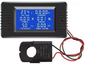 Multitester - wattmeter V-A-P-F-COSfí meter PZEM022