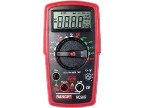 Multimeter RE50G RANGE-automat