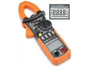 Multimeter PM2108A / MS2108A / AC / DC kliešťový, automat