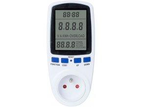 Wattmeter a merač spotreby PMB-2