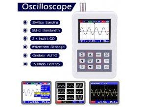 Osciloskop 5MHz DSO FNIRSI PRO / ADS2050H /