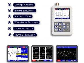 Osciloskop 30MHz FNIRSI-2031H / ADS2031H /