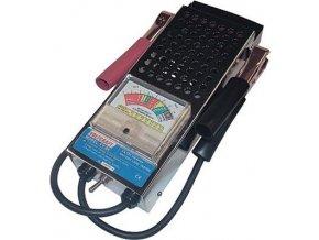 Skúšačka Pb akumulátorov, analógová 6V a 12V