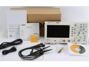 Osciloskop 2x100MHz 1GSa / s RuoShui 1100S
