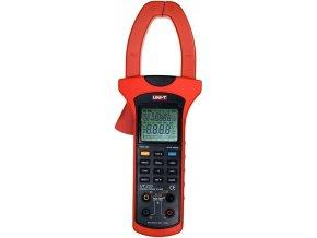 Multimeter UT233 kliešťový wattmeter, 3 fázový, UNI-T