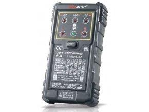 Zkoušečka sledu fází PM5900, CAT III 600V
