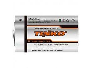 Batérie Tinka 1,5V D (R20), Zn-Cl