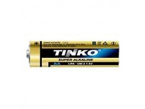 Batérie Tinka 1,5V AA (LR6) alkalická