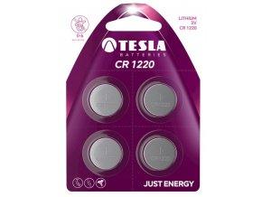 Batérie TESLA CR1220 3V lítiová