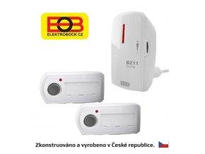 Bezdrôtový zvonček - sieťový BZ11-12 Elektrobock