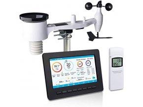 Meteostanice wifi Ecowitt HP2551 so vzdialeným prístupom