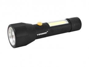 Svítilna LED 10W, TS-1885, TIROSS, 3,7V 2500mAh