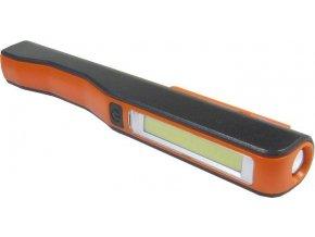 Pracovné svietidlo LED COB WL-0051, napájanie 3xAAA
