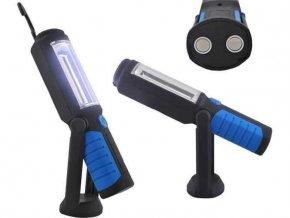 Pracovné svietidlo LED 3W, napájanie 3xAA 1,5V