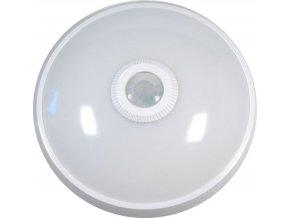 Stropné svetlo LED ST76A s PIR čidlom, 230V / 12W