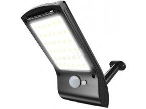 Solárne svietidlo LED s PIR čidlom nástenné aj stojanové / Solárne svetlo /