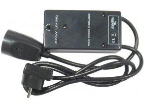 Vypínač spotrebičov v režime stand-by EASY-OFF, 1x zásuvka