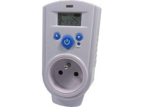 Zásuvkový termostat TH-928T digitálny