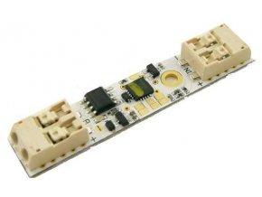 Dotykový stmívač LED pásků do profilu se svorkami