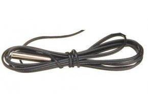 Teplotné čidlo k termostatu W1209, W3230 s káblom 1m