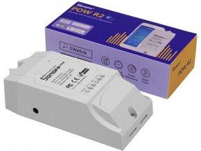 Spínač WiFi Sonoff POW R2 230V / 16A s meraním spotreby