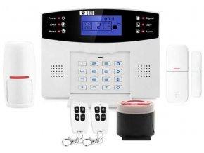 Bezdrôtový alarm GSM03 - nová generácia