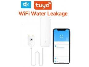 Detektor úniku vody Tuya, wifi, Android / iOS
