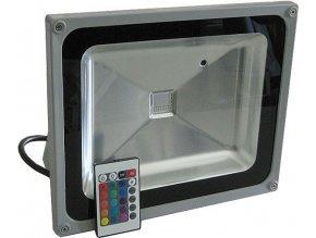 Reflektor LED 50W RGB