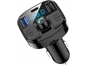 FM modulátor (transmitter), bluetooth, prehrávač MP3, nabíjačka BT29