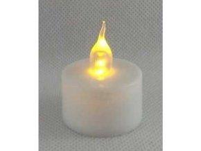 LED náhrobná sviečka na hrob 2 x 3,5cm