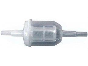 Palivový filter na naftu alebo vodu 36x106mm pre hadičky 6 alebo 8mm