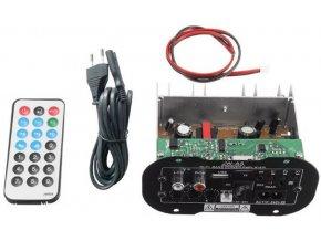 Zosilňovač 20W RMS + bluetooth + FM prijímač JW-A5