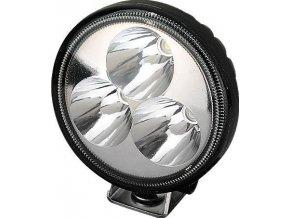 Pracovné svetlo LED 10-30V / 9W - diaľkové