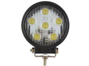 Pracovné svetlo LED 10-30V / 18W, biela 6000K
