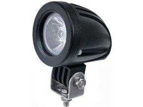 Pracovné svetlo LED 10-30V / 10W diaľkové
