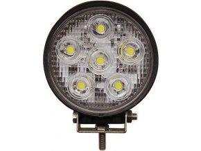 Pracovné svetlo LED 10-30V / 30W rozptylnej, E mark