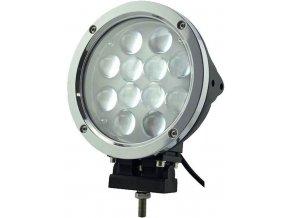 Pracovné svetlo LED 10-30V / 60W (12x5W) diaľkové