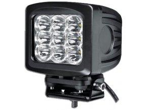 Pracovné svetlo LED 10-30V / 90W (9x10W) diaľkové