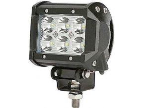 Pracovní světlo LED rampa 10-30V/18W, l=10cm