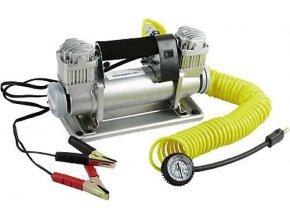 Kompresor 2-piestový WM102-6, 12V, max.10Bar, 150l / min