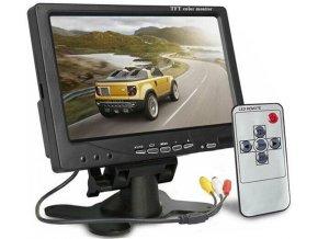 """LED color monitor TFT 7 """"Yoelbaer SJ / T343 HD: 800x480"""
