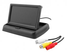 """LCD color monitor TFT 4,3 """""""
