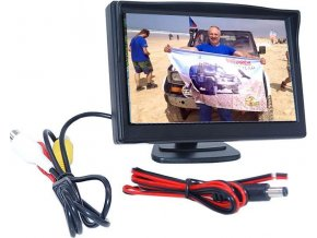 """LCD color monitor TFT 5 """""""