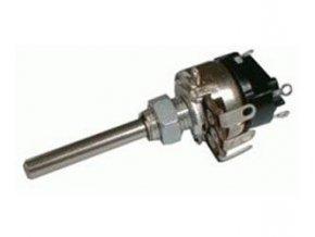 2M5 / N TP161 32A, potenciometer otočný s vypínačom