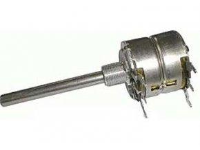 1K0 / N TP283 60A, potenciometer otočný tandemový