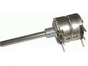 1M0 / N TP283 60A, potenciometer otočný tandemový