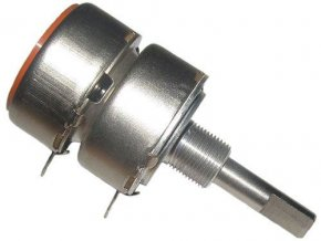 250k / G TP289 32B, potenciometer otočný tandemový