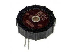100R / N TP210, potenciometer otočný