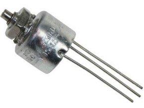 33k / N TP052C 10E, potenciometer otočný Cermetový
