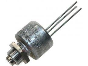 1K5 / N TP195 12E, potenciometer otočný Cermetový